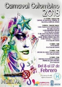 Cartel Carnaval Colombino.
