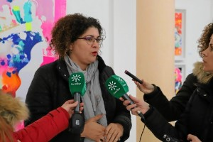 Coordinadora del IAM, Eva Salazar.