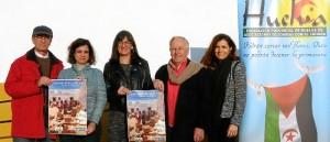 La Universidad de Huelva, con el pueblo saharaui.
