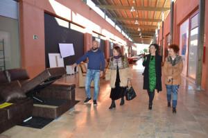 La Feria se celebra en el Centro Comercial Punta Almenara.