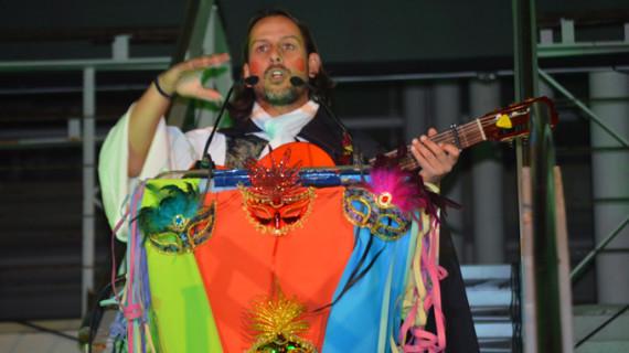 Emoción carnavalera en el pregón de Juan Antonio Campoy de las Fiestas de la Luz 2018