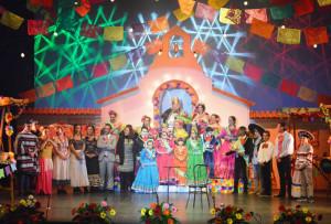 Coronación de las reinas y reyes del Carnaval de la Luz 2018.