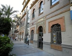 Edificio Gota de Leche.