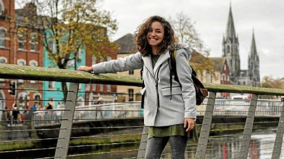 La experiencia de la aracenense Julia Rodríguez como profesora de español en Irlanda