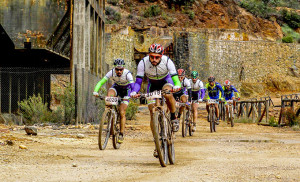 Un máximo de 1.500 ciclistas podrán tomar parte en la sexta edición de la Huelva Extrema.