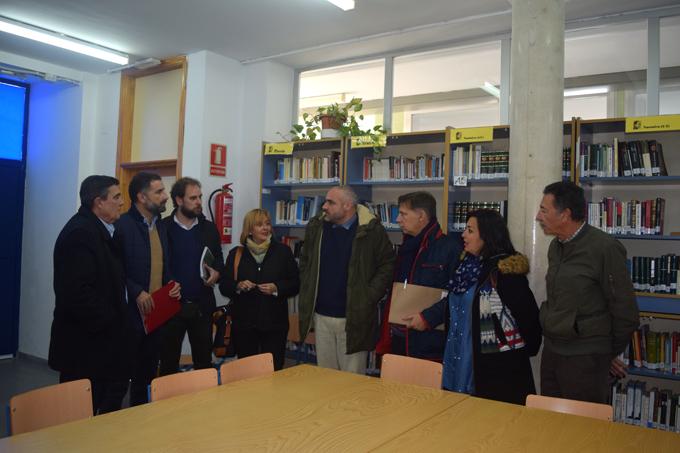 El IES Odón Betanzos de Mazagón pone en marcha un proyecto de concienciación sobre la inmigración irregular