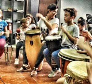 La música no puede faltar en el desarrollo integral del niño.