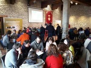 Talleres, ponencias y mesas redondas se han sucedido en Morella durante cuatro días.