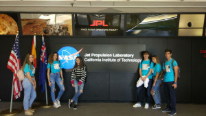 Han visitado el JPL de la NASA.