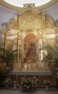Nuestra Señora de los Clarines.