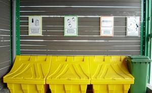 Mejorada la gestión de residuos peligrosos procedentes de la flota pesquera en siete puertos onubenses.