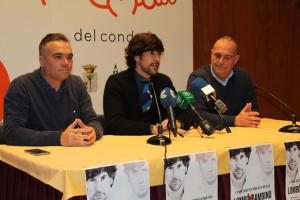 Manuel Lombo presenta en La Palma el preestreno de su nuevo espectáculo.