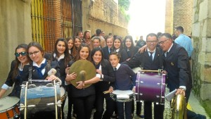 Helena es docente en el Aula Municipal de Música de Aracena.