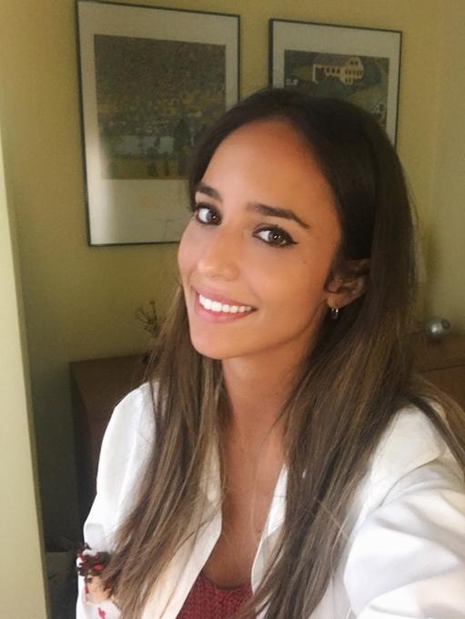 La enfermera onubense Ana Isabel Valladares Gata y el deseo de ayudar a las personas con problemas de salud mental