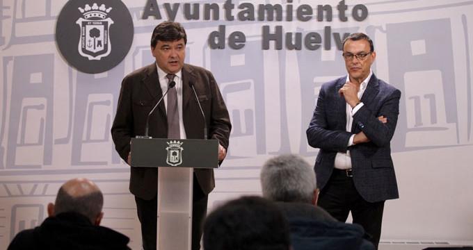 Ponen en marcha un frente institucional para exigir soluciones urgentes en las infraestructuras ferroviarias de Huelva
