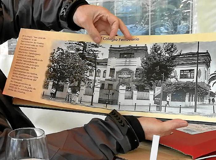 'Minuto de Ruido' lanza un libro sobre los edificios abandonados de Huelva para reivindicar la protección del patrimonio
