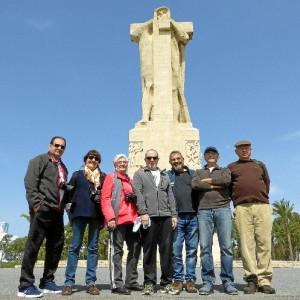 El grupo suele organizar viajes y salidas fotográficas a diferentes puntos.