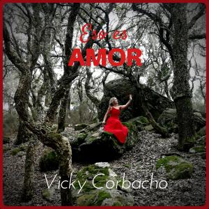 Portada del nuevo single de Vicky Corbacho.