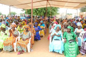 Huelva contribuye al desarrollo laboral de mujeres en Senegal.