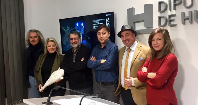 La provincia de Huelva presenta en ARCO un futuro parque temático sobre Marte en la Cuenca Minera
