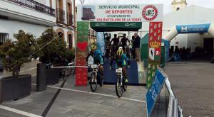 Todo está preparado para el II Desafío Andévalo 2 Bikes de San Bartolomé de la Torre de este fin de semana.