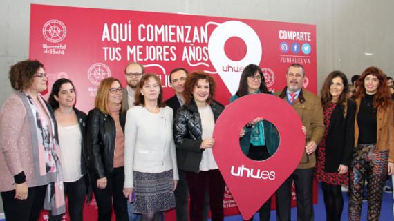 La Universidad de Huelva inicia sus XVIII Jornadas de Puertas Abiertas
