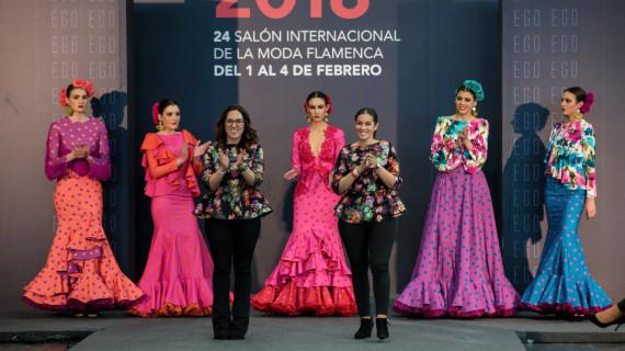 Rotundo éxito en Simof 2018 de los creadores onubenses  bajo la campaña 'Que Sea de Huelva'