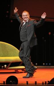 El espectáculo será en el Gran Teatro.