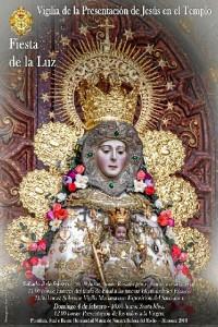 Cartel de La Candelaria.