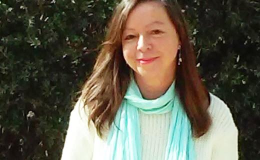 Cristina Font, 'Lara Leims', presenta su nueva novela 'Oculta tras su mirada'