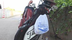La Fundación organiza cada año un torneo de golf.