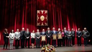 Entrega de las Medallas de la Ciudad de Aracena.