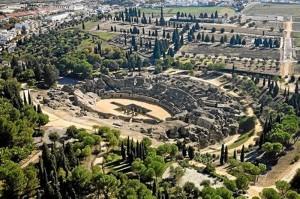 El trabajo artesanal del onubense está presente en el Conjunto Arqueológico de Itálica. / Foto: andalucia.org.