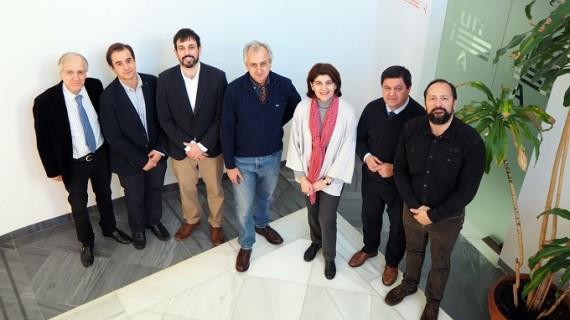 Comienza la primera edición del Máster en Ecografía Clínica de la Universidad Internacional de Andalucía