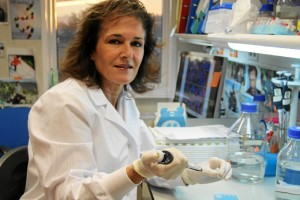 La científica onubense Paula Martínez.