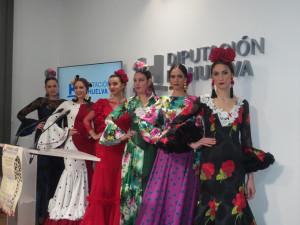 Presentación de la nueva edición de la Pasarela Huelva Flamenca.