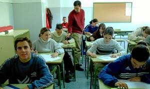 Plazas de profesorado.