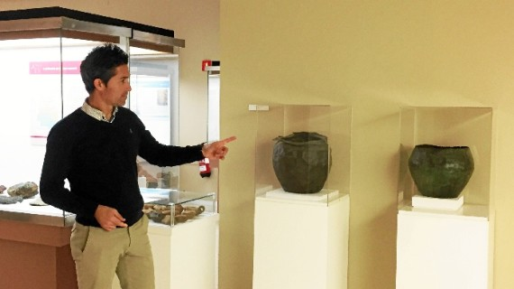 La nueva Sección Medieval del Museo de Huelva, dedicada a al-Ándalus, contará con piezas recuperadas de la Isla Saltés