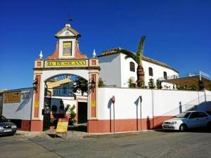 Los hechos ocurrieron en Salteras (Sevilla).