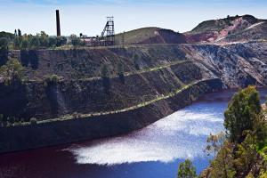 Minas de La Zarza. / Foto: minasdesierramorena.es