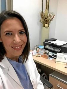 Ana Burguillos se ha convertido en un ejemplo para los estudiantes que aspiran especializarse en Psicología Clínica.