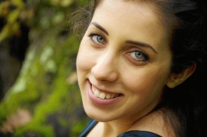 La soprano almonteña Diana Larios.
