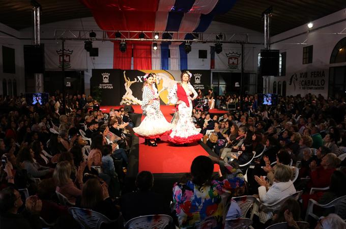 Notable afluencia de público en la XVII Feria del Caballo de Cartaya