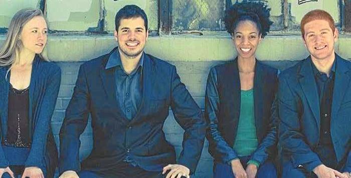 Four Corners Quartet  y Win Mertens protagonizan esta semana la programación musical del Gran Teatro