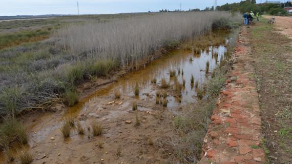 San Juan del Puerto comienza la excavación del BIC del Puerto Histórico