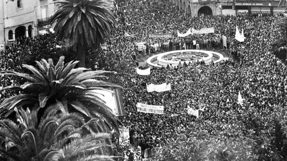 Treinta años de cuando Huelva se reivindicó a sí misma