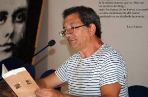 El poeta y cantautor zamorano LUIS RAMOS de la TORRE.