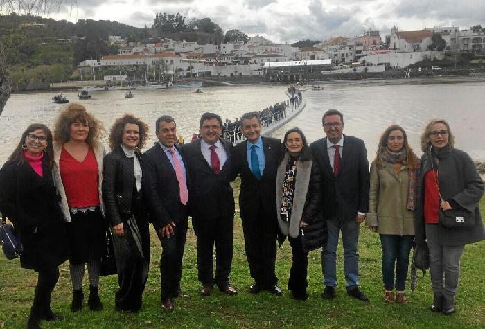 """Apuestan por """"fortalecer"""" las relaciones fronterizas con Portugal para abrir """"nuevas oportunidades de desarrollo y crecimiento mutuo"""""""