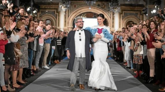 Los atrevidos diseños del palermo Juan Boleco llegan a México