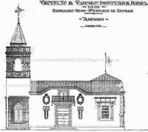 Proyecto de la Exposición de Sevilla.